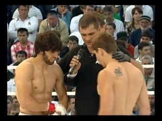 Хусейн Халиев vs. Патрик Валли, mma video