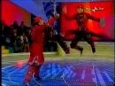 Rai Tre Italy. Parikaoba LIVE. New Show Georgian Fire National Ballet Metekhi Potskhishvili.