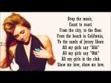 Miley Cyrus ft. Rock Mafia - Morning Sun (Lyrics)
