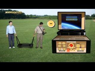 Jeohunter 3D Dual System  - Guía del usuario Vídeo (Spanish)