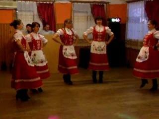 венгерский народный танец чардаш .AVI