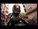 Под испанским небом! Мото-тесты новой экшен-камеры Polaroid XS100
