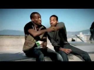 Bones & DJ Aaron   McDonalds Chicken McBites Commercial   www.WorldofDance.com