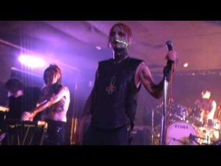 Alien Vampires - Nuns Are Pregnant (The Medium Is Born) - Live @ U-RUN FESTIVAL 2011 [4/15]