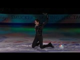 Johnny Weir Figure Skates To Lady Gaga's 'Poker Face' At 2010 Nationals