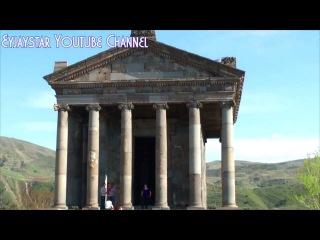 Garni Temple, Armenia. Храм Гарни, Армения (HD)