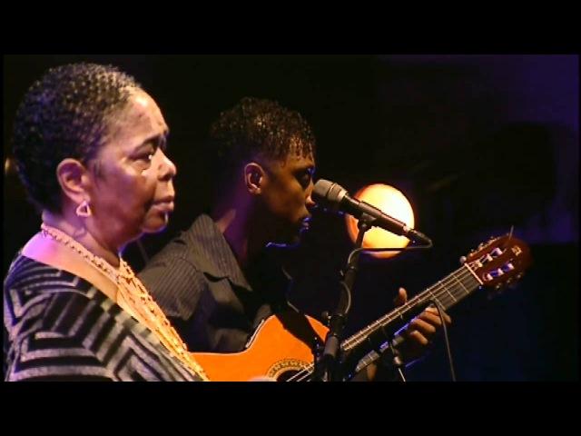 Cesária Évora - Sodade (Live)