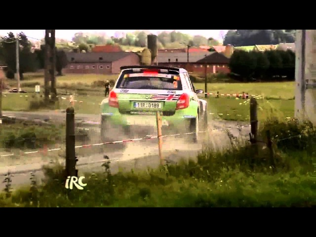 IRC 2012 Geko Ypres Rally