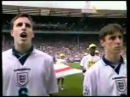 Гимн Англии на Евро 96 ВЕСЬ СТАДИОН ПОЕТ
