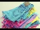 Shorts Customizados! Novos modelos e promoções na Popim Jeans E-Store!