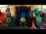 Видео к мультфильму «Университет монстров» (2013): Тизер (дублированный)