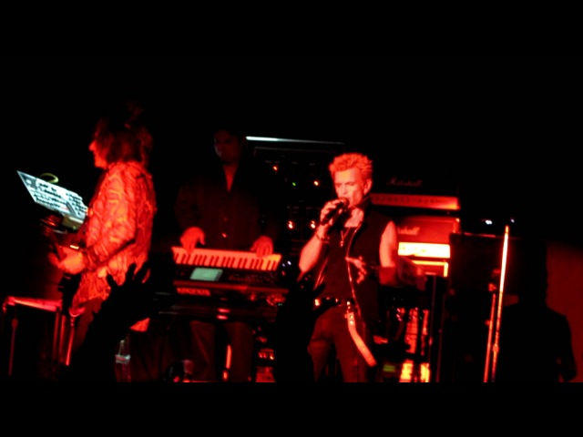 Billy Idol - Flesh For Fantasy [Live in Moscow, 26.06.2012]