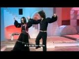 NANA MOUSKOURI &amp GEORGE CHAKIRIS-GREEK MEDLEY live 1979