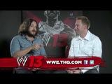WWE '13 Developer Q&A No. 1 - Cory Ledesma & Aubrey Sitterson (Official)