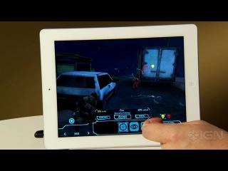 XCOM: Enemy Unknown - iPad Tour