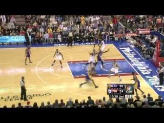 LA Lakers Vs Philadelphia 76ers Highlights