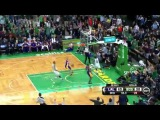 Pierce to Green for the BIG DUNK
