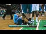 New Orleans Hornets Vs Boston Celtics Highlights