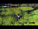 Ixion Saga Online Caster Gameplay Alpha Test 1080p