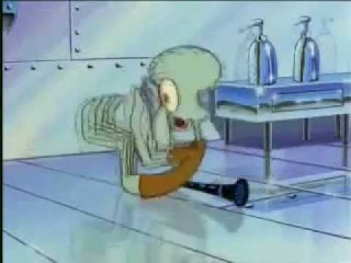 Spongebob- Squidward Future Loop