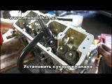 Сборка головки блока цилиндров на ВАЗ 2108