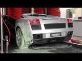 Water Tunnel Car Wash