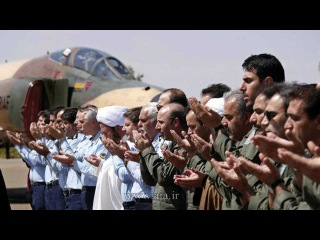 Iran Air Force Manuevers 2012 رزمايش فدائيان &#158
