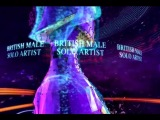 British Male/Female/Group/Live Act I 2013 BRITs Nominations