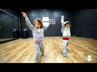 Dr.Dre - Xxplosive hip-hop kids dance studio by Katya Voronina - Dance Centre Myway