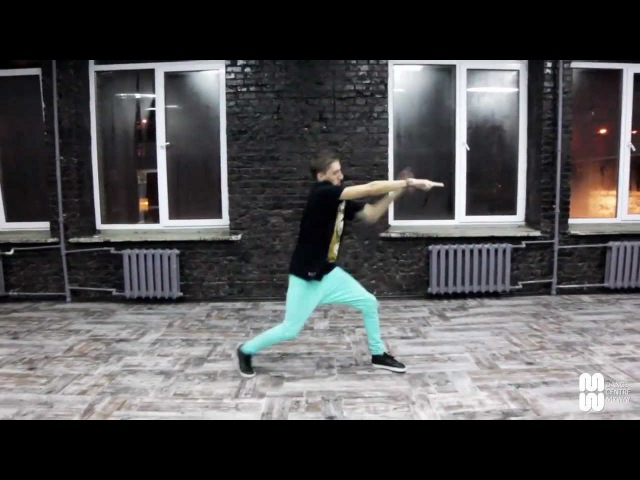 Soulja Boy - Video Game Swag hip-hop workshop by Yura Brovarnyi - Dance Centre Myway