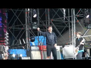 Red Hot Chili Peppers - Californication (Tuborg Greenfest 2012 in Saint-Petersburg)