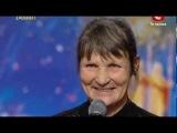 70-летняя акробатка Нина Васильева!!Вот это бабуля))Абалдеть!!**