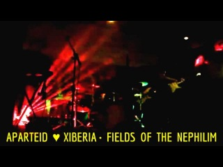 Апapтeiдъ • КСАЙБИРИЯ • КАВЕР FIELDS OF THE NEPHILIM ★ vk.com/APARTEID ★ XIBERIA DANCE MEGA MIX LIFE BY APARTEID ROC