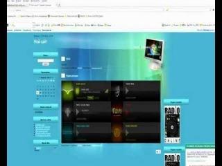 Как добавить Онлайн Радио на сайт Ucoz