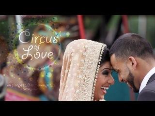 Hina + Mairaj | Circus of Love