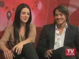 Craig Horner & Bridget Regan on TVGuide