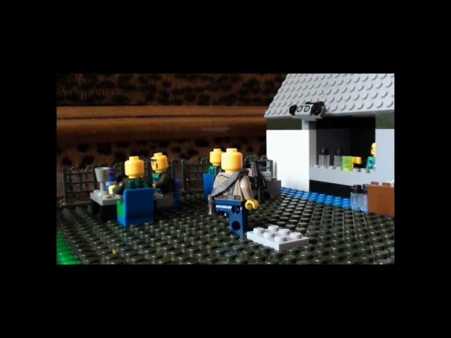 Лего Сталкер Продолжение 1 серия