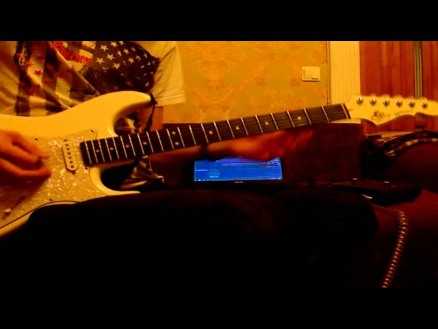 Fall Out Boy Michael Jackson Beat It Guitar Bass Cover