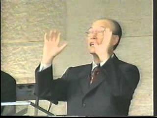 Богослужение.  Дэвид Йонги Чо. 3. Голиаф...!