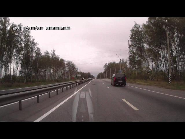 Дневная съемка на видеорегистратор OiTEZ Mobile-i F1000 FullHD
