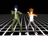 Gangnam Style Mukuro and Tsuna