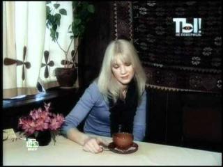 Дочь певца Александра Серова.
