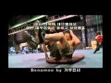 닌자어쌔신(Ninja Assassin) - 비느님 훈련하는 장면(한글자막 有)