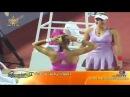 Caroline Wozniacki Victoria Azarenka Dancing