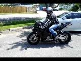 2003 Honda CBR 600RR w/ Yoshimura RS-5 + K&N Filter