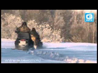 Зимняя охота в Кирейковоwww.globalitv.ru