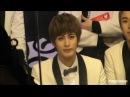 Block B Jaehyo P.O - cute moment