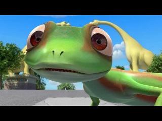 Диномама 3D. Трейлер. 2013