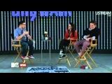 MTV News ~ Кристен говорит о Робе и Космополисе:
