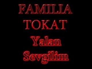 Dj Ateş - FAMILIA TOKAT - Yalan Sevgilim 2008